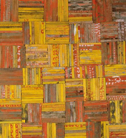 Rosalie Gascoigne (1917-1999) Autumn 1989