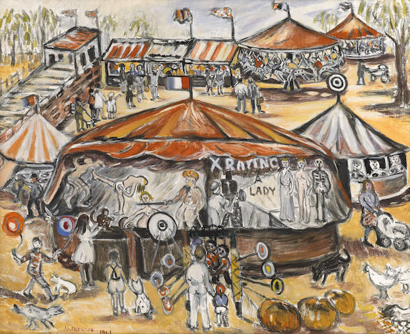 Margaret Preston (1875-1963) Molong Show 1946