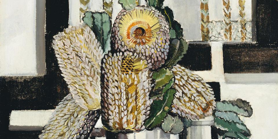 Margaret Preston (1875-1963) Native honeysuckle 1933