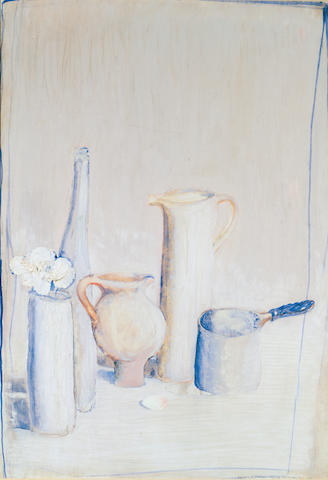 Brett Whiteley Still life with Pee-Wee's egg 1976