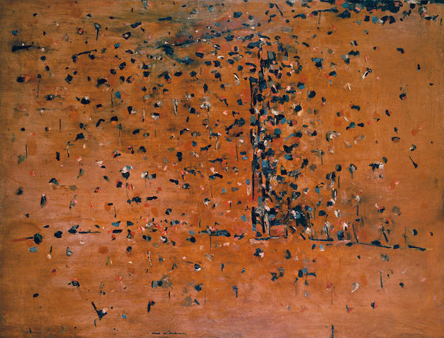 Fred Williams (1927-1982) You Yangs landscape 1 1963