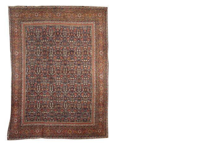 A Feraghan carpet, West Persia, 562cm x 419cm
