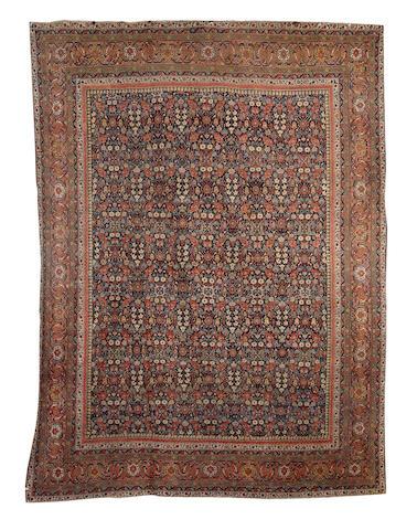 A Feraghan carpet, West Persia, 562cm x 419cm
