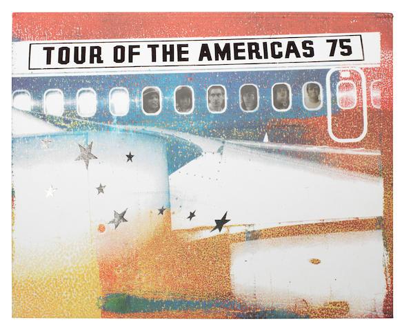 Rolling Stones TOTA '75 Genesis deluxe edition