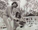 Patti Boyd photographs - The Beatles In India