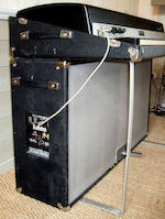 10cc: Eric Stewart's Fender Rhodes 'Suitcase 73' model electric piano,