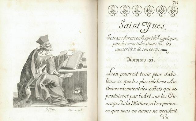 BAUDOIN (JEAN) Les saintes metamorphoses, 1644
