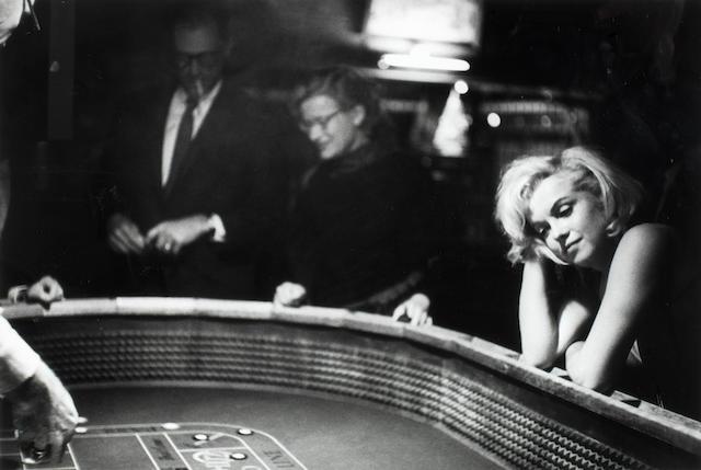 Eve Arnold (American, 1912-2012): Marilyn Monroe,