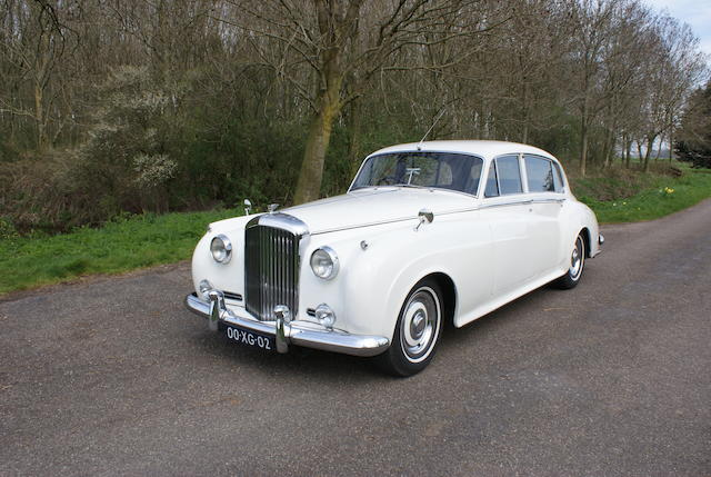 One of only 35 made,1959 Bentley S1 Long-wheelbase Saloon  Chassis no. ALB24 Engine no. B23A