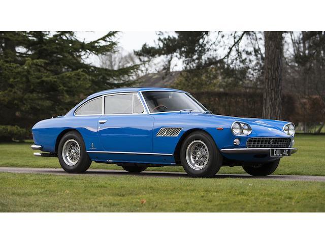 Ex-John Lennon, 1965 Ferrari 330GT 2+2 Coupé