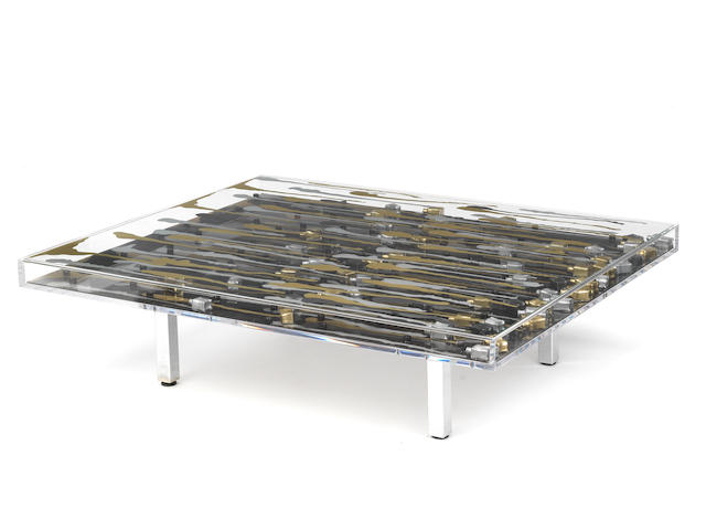 Arman (1928-2005) Keruan Table