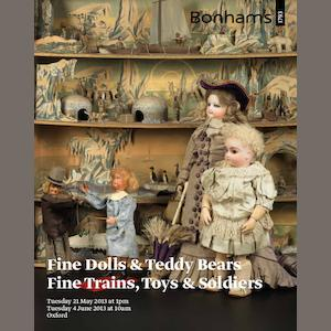 Fine Dolls and Teddy Bears