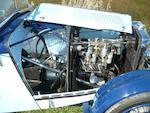 1933 MG Midget J2 Roadster  Chassis no. J4211
