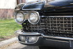 The ex-President Tito of Yugoslavia,1960 Cadillac Series 75 Convertible Limousine  Chassis no. 60S107172