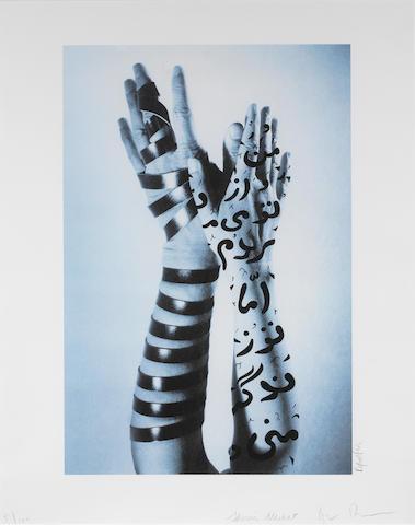 Shirin Neshat (Iran, born 1957) Untitled (Hands)