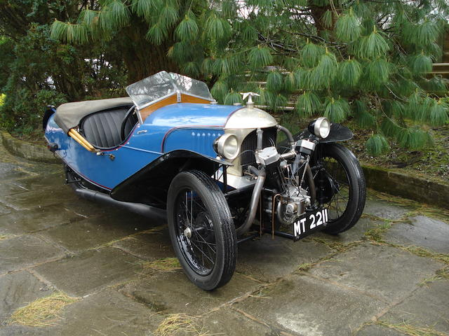 Morgan MT 2211