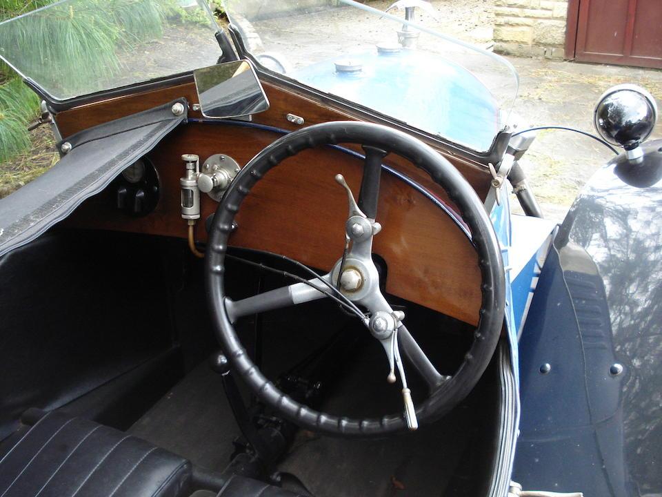 1929 Morgan-Anzani Aero, Chassis no. 1251A Engine no. M31321