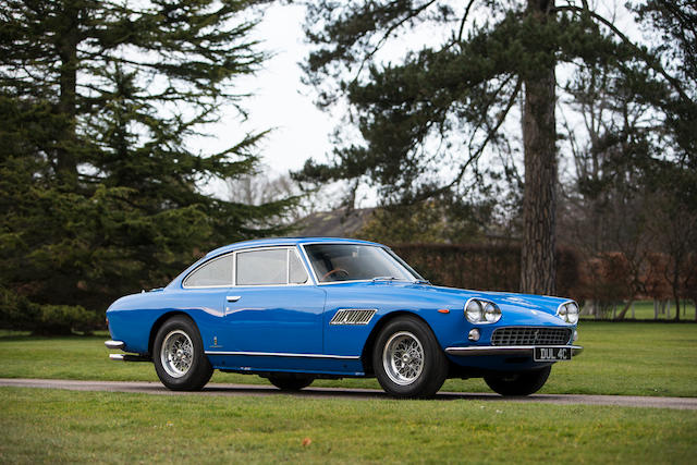 The ex-John Lennon,1965 Ferrari 330GT 2+2 Berlinetta  Chassis no. 6781 Engine no. 6781