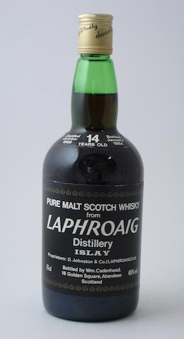Laphroaig-14 year old-1969