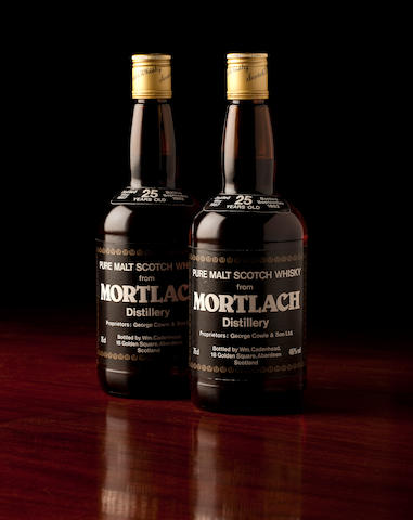 Mortlach-25 year old-1957