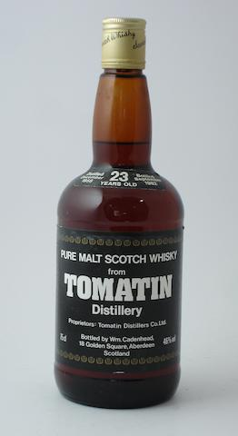 Tomatin-23 year old-1958
