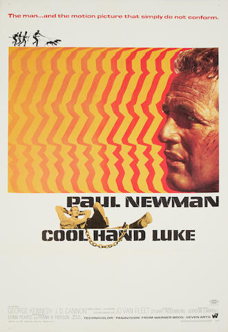 Cool Hand Luke,  Warner Bros., 1967,