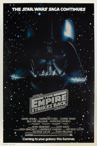 The Empire Strikes Back,  Lucas Film/ 20th Century Fox, 1980,