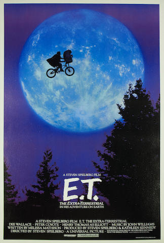 E.T. The Extra-Terrestrial,  Universal, 1982,