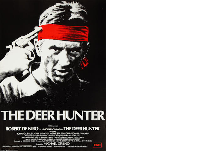 The Deer Hunter,  EMI, 1978,