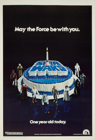 Star Wars, Lucasfilm/ Twentieth Century Fox, 1978,