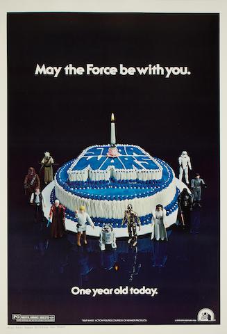 Star Wars,  Lucas Film/ 20th Century Fox, 1978,