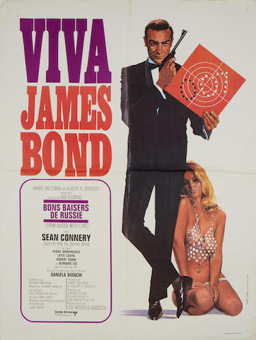 Viva James Bond, United Artists / Eon, 1970,