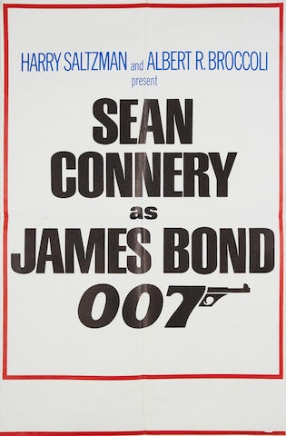Diamonds Are Forever, Eon/ United Artists, 1971, 3
