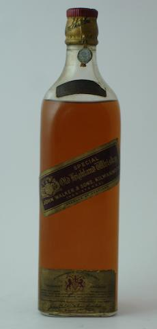 Johnnie Walker Red Label-Circa 1940