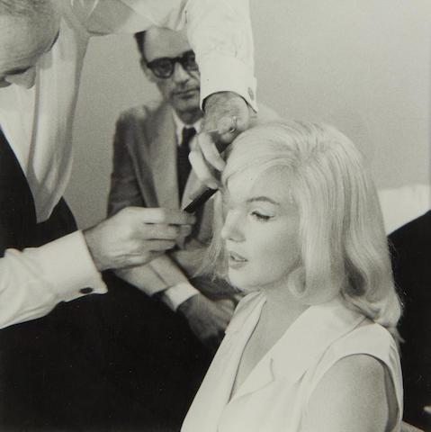 Bruce Davidson (American b.1933): Marilyn Monroe,