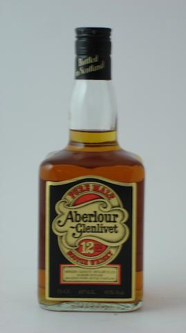 Aberlour-Glenlivet-12 year old