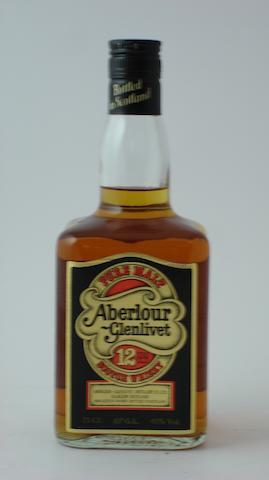 Aberlour-Glenlivet-12 year old