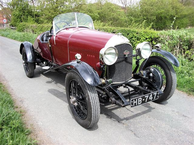 1923 Bentley 3 Litre TT Replica