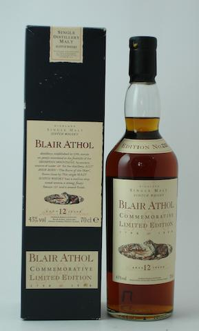 Blair Athol Bicentenary-12 year-old