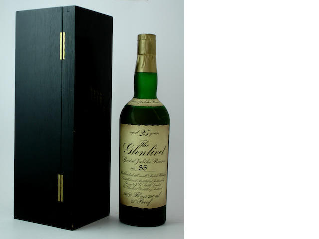 The Glenivet Special Jubilee Reserve-25 year old