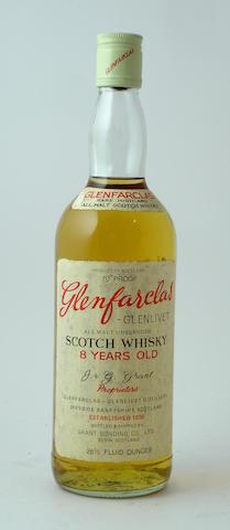 Glenfarclas-Glenlivet-8 year old