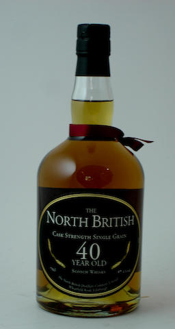The North British-40 year old