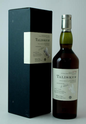 Talisker-25 year old-1975