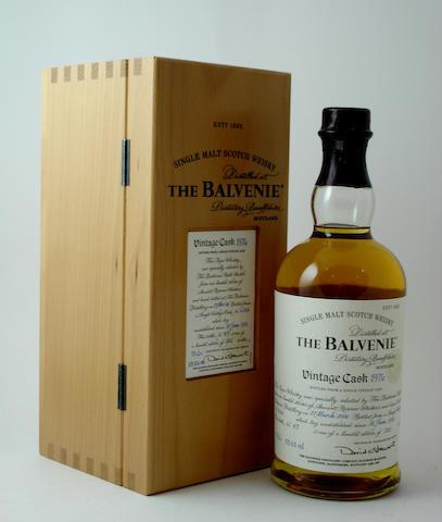 The Balvenie Vintage Cask-1976