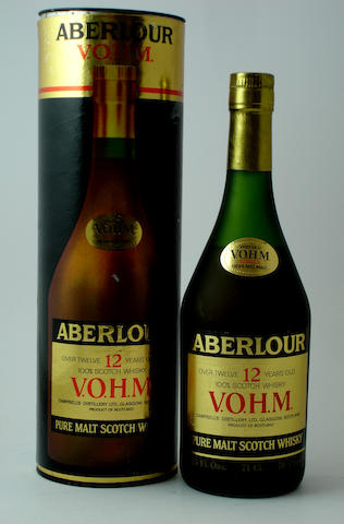 Aberlour VOHM-Over 12 year old