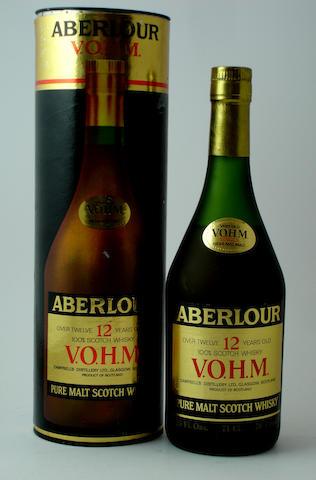 Aberlour VOHM-Over 12 year old