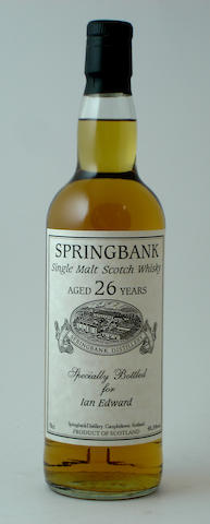 Springbank-26 year old-1975