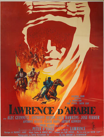 Lawrence Of Arabia / Lawrence D'Arabie, Columbia Pictures, 1962,