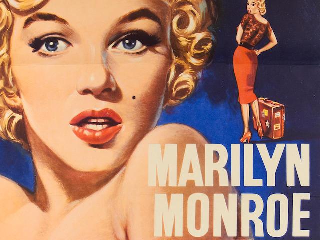 Marilyn Monroe: Bus Stop, Twentieth Century Fox, 1956,