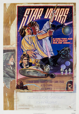 Star Wars, Twentieth Century Fox / Lucasfilm, 1979,